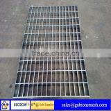 Alibaba China Supply Galvanized Steel Grating, Trench Cover Stairs with high quality for sale