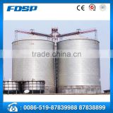 Kinds of good quality grain storage silo project wheat storage silo manufacturing