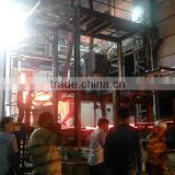Good Performance Continuous Aluminum Billet Casting Production Line / continuous casting machine of billet production