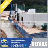 mini 6 inch jet sand suction dredger