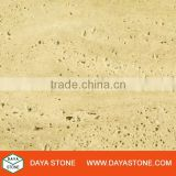 Beige Turkey Bucak Travertine slabs