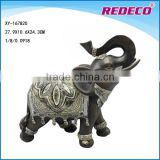 Newest design antique resin elephant statues for sale