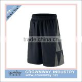 stylish 100% polyester soccer shorts,custom team soccer shorts cheap ,wholesale soccer shorts