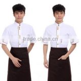 fashion chinese restaurant waiter uniform