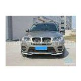 Professional PP Body Kits For Cars , 2011 - 2013 BMW X5 E70 Front Lip / Rear Lip