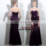 EM8015 Red&champagne&purple&pink color evening dress wedding dress party dress