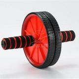 Ab Roller Wheels With Knee Pad - The Exercise Wheels with Dual wheels and Reinforced Steel Handles - Easy Assembly, Grea