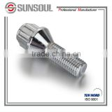 Grade 10.9 High Strength Hub Wheel Bolt And Nut