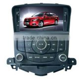 auto radio in dash car media for Chevrolet Cruze 2013 with GPS/Bluetooth/Radio/SWC/Virtual 6CD/3G internet/ATV/iPod/DVR