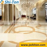Wear resistance anti slip double loading polished porcelain floor tiles with amazing sales volume