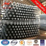 110 Kv Steel Pipe electric transmission tower                                                                                                         Supplier's Choice