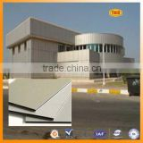 4mm/5mm/6mm 0.2MM B2 GRADE FIREPROOF PVDF aluminum composite panels(ACP) board manufacturer in CHINA