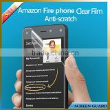 New Arrival PET Ultra Clear Screen Protection Guard For Amazon Fire Phone Factory Price