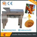 Leader widely used sea buckthorn fruit picking machine with CE&ISO certificates
