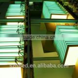 ShenZhen China factory CE & ROHS led panel light 600x600 led ceiling panel light full color led display