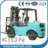 4ton to 5ton diesel forklift truck with different forklift attachment