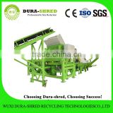 Dura-shred high capacity e waste recycling plant