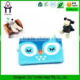 Bird animal shaped plush mini coin purse cute coin bag