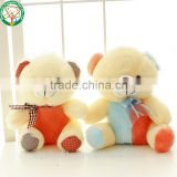 Factory direct sale lovely teddy bear plush toy for gift