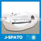 Alibaba China White Deeply Hot Tubs With Pedicure Spa Chairs For Home For JS-024R