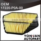 Car Cabin Air Filter 17220-P0A-00