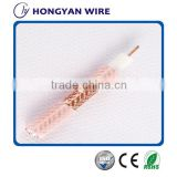 RG(rg59&rg6&rg58&rg11) coaxial cable for CCTV and CATV(CE,ROHS,SGS,ISO),professional cable factory in China
