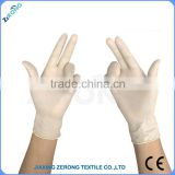 Sample Free hot products for disposable latex examination gloves wholesale powdered latex working glove