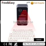 Cheap Price Infrared Virtual Laser Bluetooth Projection Keyboard                                                                         Quality Choice
