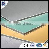 China manufacturer building facade 4mm aluminum composite panel distributor decorative panel