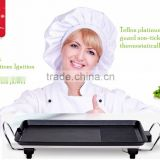 as seen on TV with three Size electric korean restaurant table top bbq grill