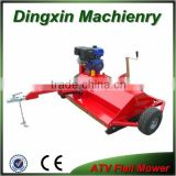 2015 hot sales flail mower with hammer blade