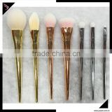 RT High quality makeup brushes set with PET box packing