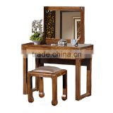 High Quality Chinese Style Hand Carved Solid Wood New Design Antique Dressers Modern Bedroom Furniture