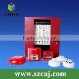 2016 8 Zone Conventional Fire Alarm Fire Fighting Control Panel System                                                                         Quality Choice