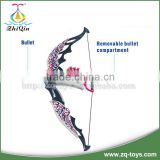 ABS safe material archery bow set airsoft pistol crossbow pistol from zhiqin toys
