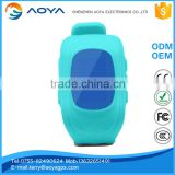 Smart watch High quality gps location real time tracking wrist watch gps tracking device for kids