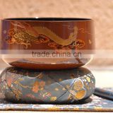 Luxurious dragon design ornament Orin singing bowl , different designs available