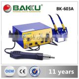 Hot Sale BAKU 3 in 1 Hot Air Rework Station with Gun, Soldering Iron, 500W (BK-603A Rework Soldering Station )