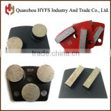 Fast Grinding Sharp Metal Grinding Disc for Granite Concrete Floor Abrasive Metal grinding Disc for Stone