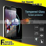 New arrival 0.33mm 2.5D 9H top quality tempered glass screen protector film roll for xiaomi 2                                                                         Quality Choice