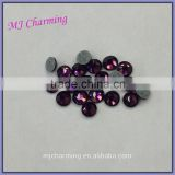 Korean hot fix rhinestones Amethyst bling and Germany glue garment accessories
