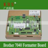 Original Printer Replacement Parts Formatter Board for Brother DCP7040 Main Board B53K942-1