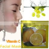 100% natural quick white skin care hydrating vitamin C lime moisturizing whitening facial mask