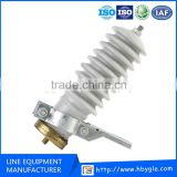 electrical surge arrester equipment/earthing lightning protection system 33kv surge arrester