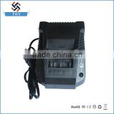 OEM Manufacture For Bosch Power Tool Battery Charger 14.4V to18V Charges Bosch BAT607, BAT609, BAT610, BAT614, BAT618 et BAT619