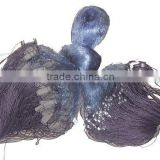 Double Knot Type and Fishing Nets Products Gill Net with float and lead