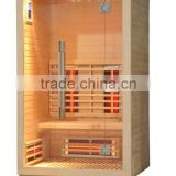Handmade Red Glass Infrared Heater Far Infrared Portable Sauna For Home Healthcare (CE/RoHS)