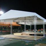 new arrival professional GB/T aluminum space truss structure,stage truss system for sale