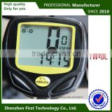 Digital LCD Blue Backlight Bicycle Speedometer Odometer Cycling Bike Computer