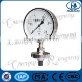 all stainless steel digital water pressure gauge